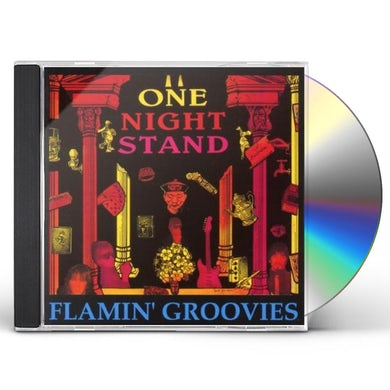 Flamin Groovies ONE NIGHT STAND CD