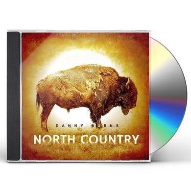 Danny Burns NORTH COUNTRY CD