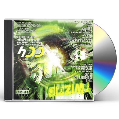 Twiztid CRYPTIC COLLECTION 4 CD