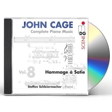 Steffen Schleiermacher PIANO MUSIC 8 CD