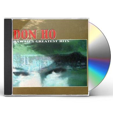 Don Ho HAWAII'S GREATEST HITS CD