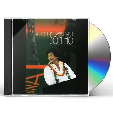 NIGHT WITH DON HO CD