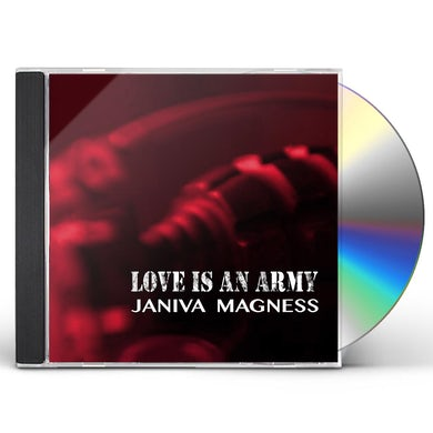 Janiva Magness LOVE IS AN ARMY CD