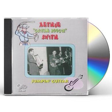 "Arthur ""Guitar Boogie"" Smith JUMPIN' GUITAR CD"