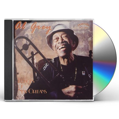Al Grey ECHOES OF NEW ORLEANS CD