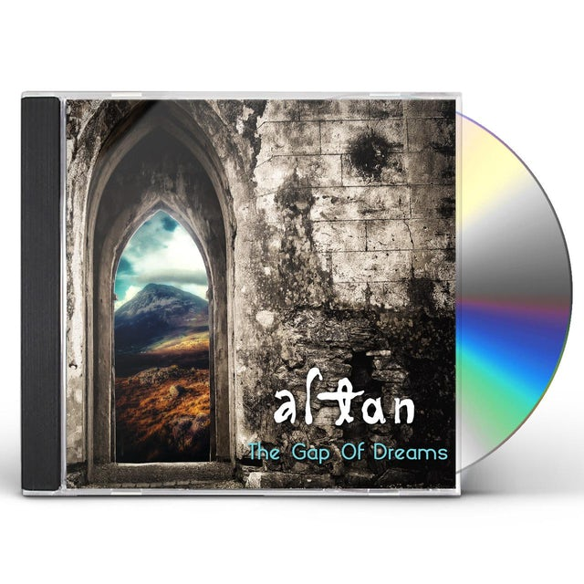 Altan THE GAP OF DREAMS CD