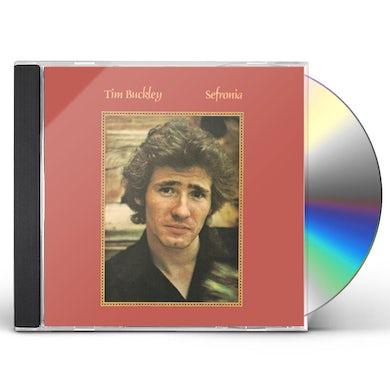 Tim Buckley SEFRONIA CD