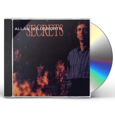 Allan Holdsworth SECRETS CD