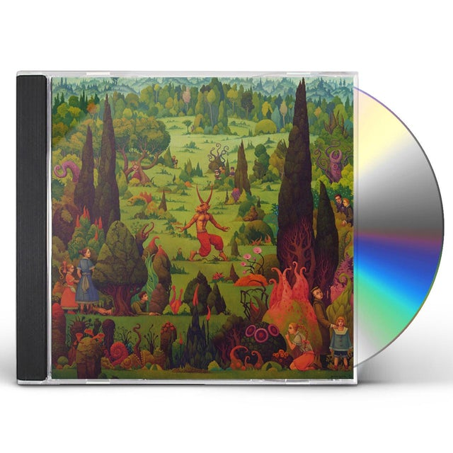 Stop Motion Orchestra LIGHTWORKS CD