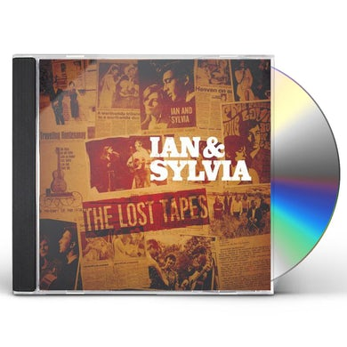 Ian Tyson Lost Tapes CD