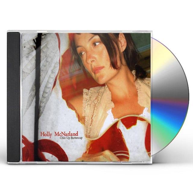 Holly McNarland CHIN UP BUTTERCUP CD