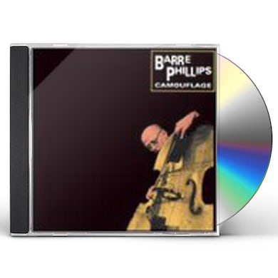 Barre Phillips CAMOUFLAGE CD
