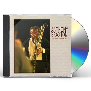 Anthony Braxton VICTORIAVILLE 2007 CD
