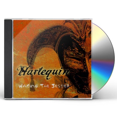 Harlequin WAKING THE JESTER CD