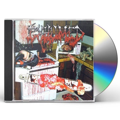 Exhumed GORE METAL CD