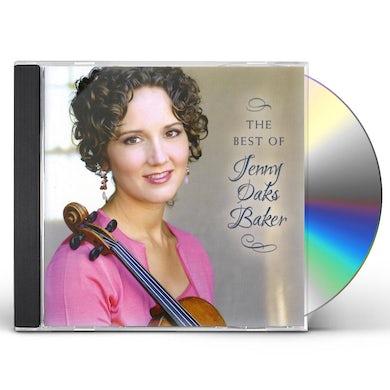 BEST OF JENNY OAKS BAKER CD