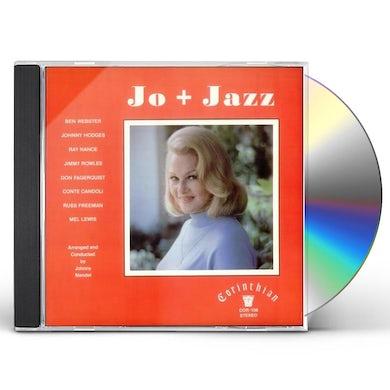 Jo Stafford JO & JAZZ CD