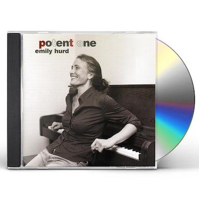 Emily Hurd POTENT ONE CD
