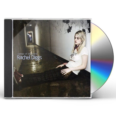 Rachel Diggs CENTER OF THE EARTH CD