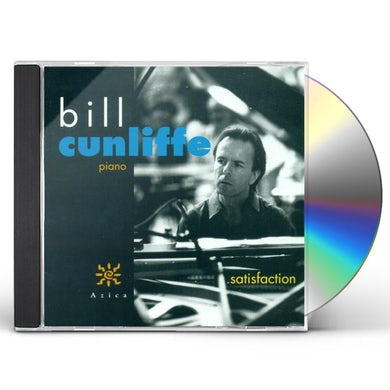 Bill Cunliffe SATISFACTION CD