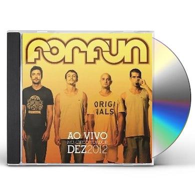 Forfun AO VIVO NO CIRCO VOADOR DEZ 2012 CD
