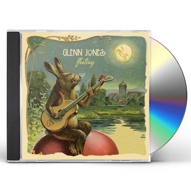 Glenn Jones FLEETING CD