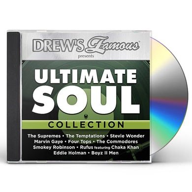 Drew's Famous ULTIMATE SOUL COLLECTION CD
