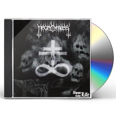 Necromass ABYSS CALLS LIFE CD