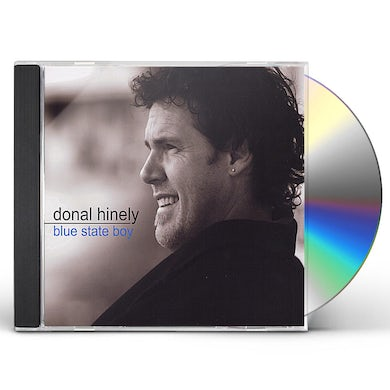 Donal Hinely BLUE STATE BOY CD