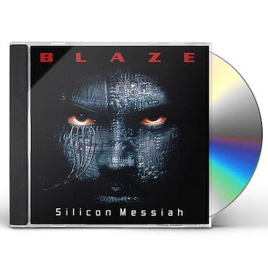 Blaze Bayley SILICON MESSIAH (15TH ANNIVERSARY EDITION) CD