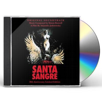 Simon Boswell SANTA SANGRE / Original Soundtrack CD