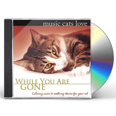 Bradley Joseph MUSIC CATS LOVE: WHILE YOU ARE GONE CD