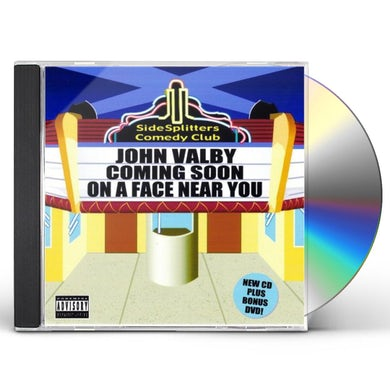 John Valby COMING SOON ON A FACE NEAR YOU CD