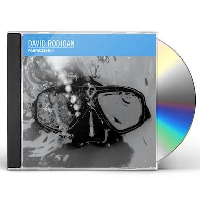 David Rodigan FABRICLIVE 54 CD