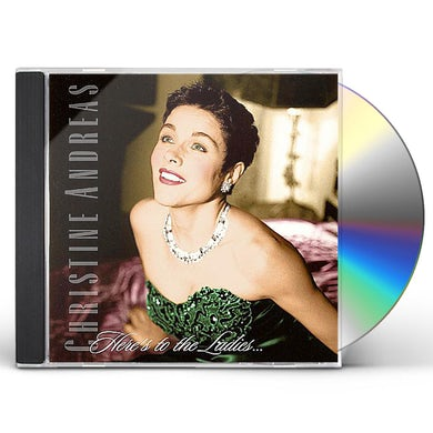 Christine Andreas HERE'S TO THE LADIES CD