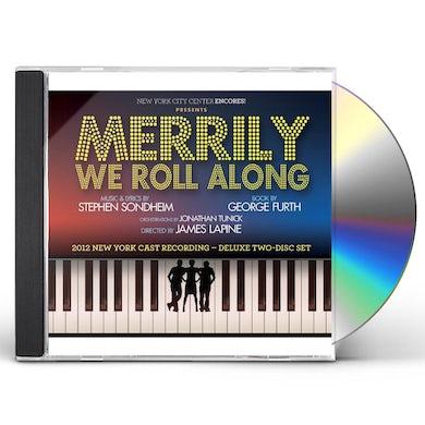 MERRILY WE ROLL ALONG CD