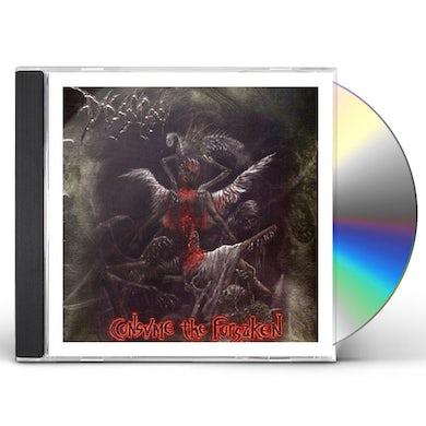 Disgorge CONSUME THE FORSAKEN CD