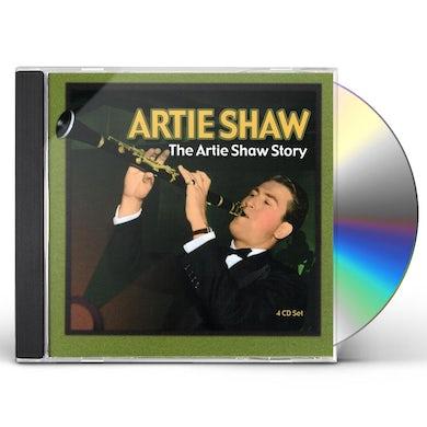 ARTIE SHAW STORY CD