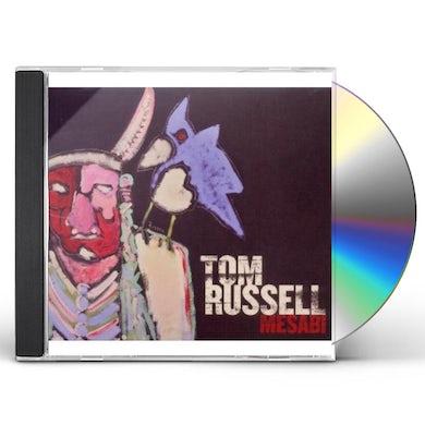 Tom Russell MESABI CD