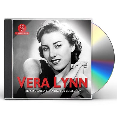 Vera Lynn ABSOLUTELY ESSENTIAL CD