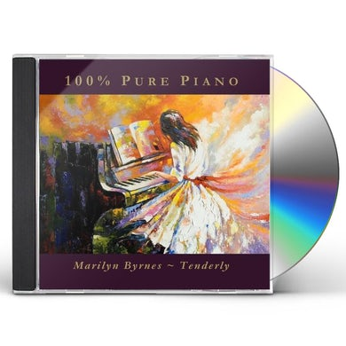 Marilyn Byrnes TENDERLY CD