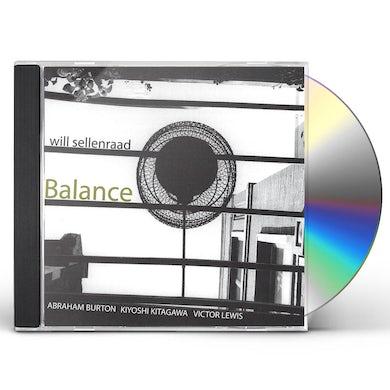 Will Sellenraad BALANCE CD
