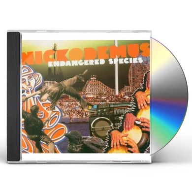 Nickodemus ENDANGERED SPECIES CD