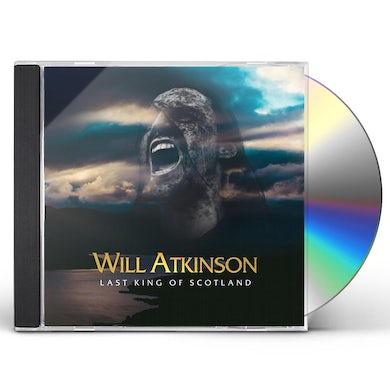 LAST KING OF SCOTLAND CD