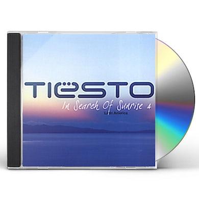 Dj Tiesto IN SEARCH OF SUNRISE 4: LATIN AMERICA CD