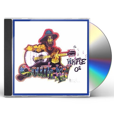 Roger SOUTHERN HERITAGE O2 CD