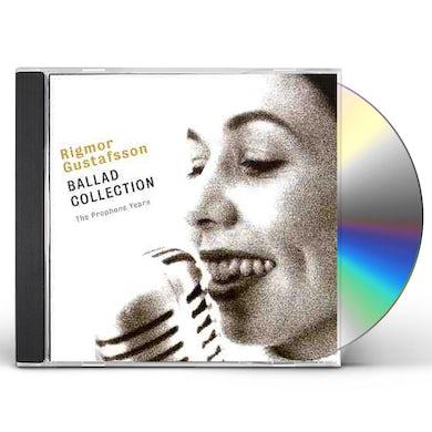 Rigmor Gustafsson BALLAD COLLECTION CD