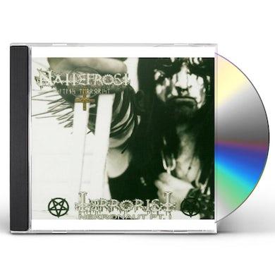 Nattefrost TERRORIST CD