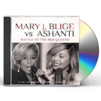 Mary J. Blige vs. Ashanti: Battle of the R&B Queens CD
