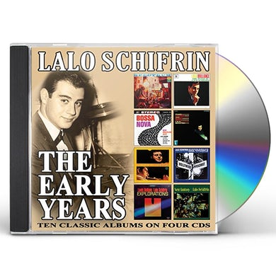 Lalo Schifrin EARLY YEARS CD